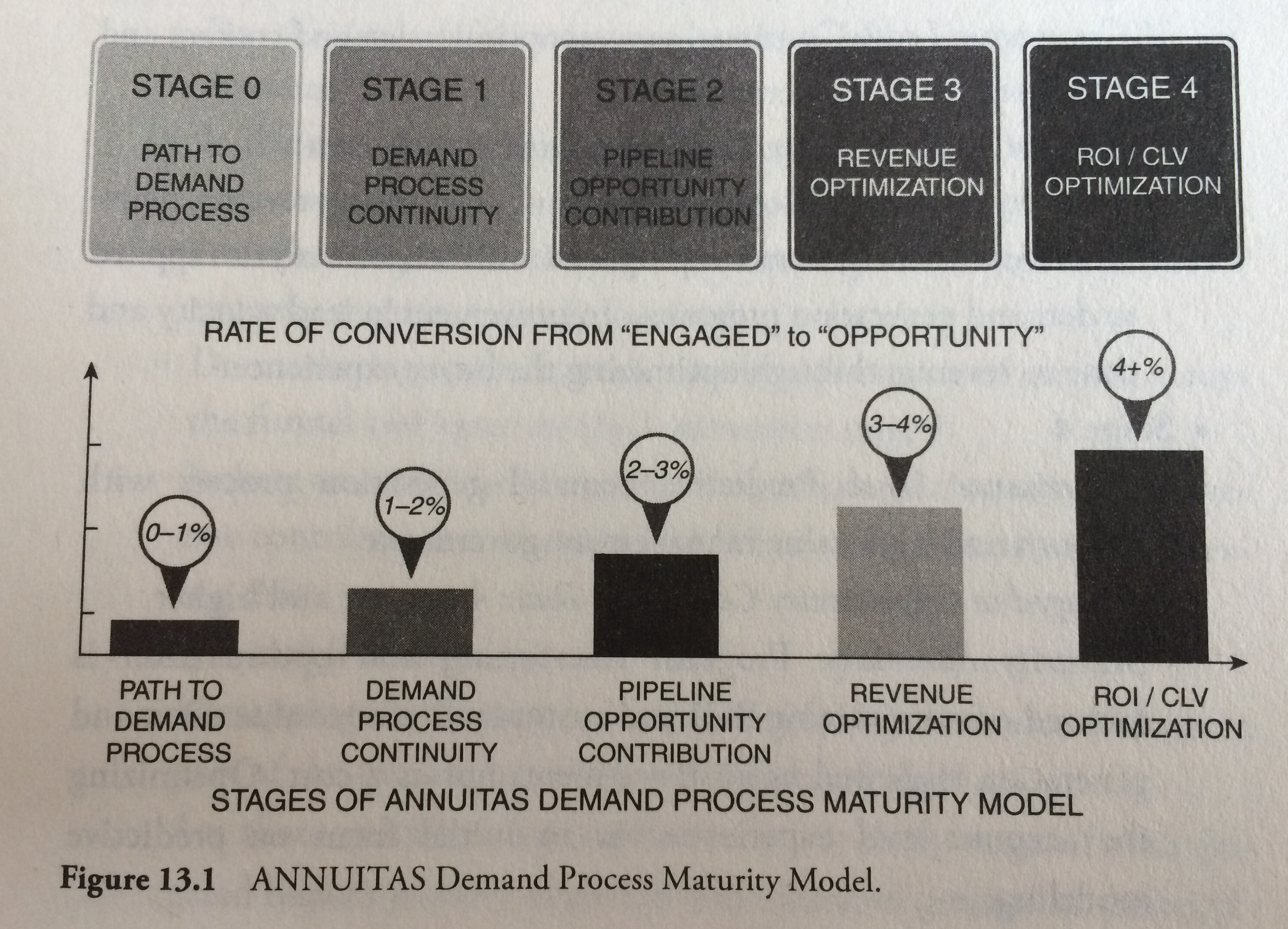 ANNUITAS Demand Process Maturity Model