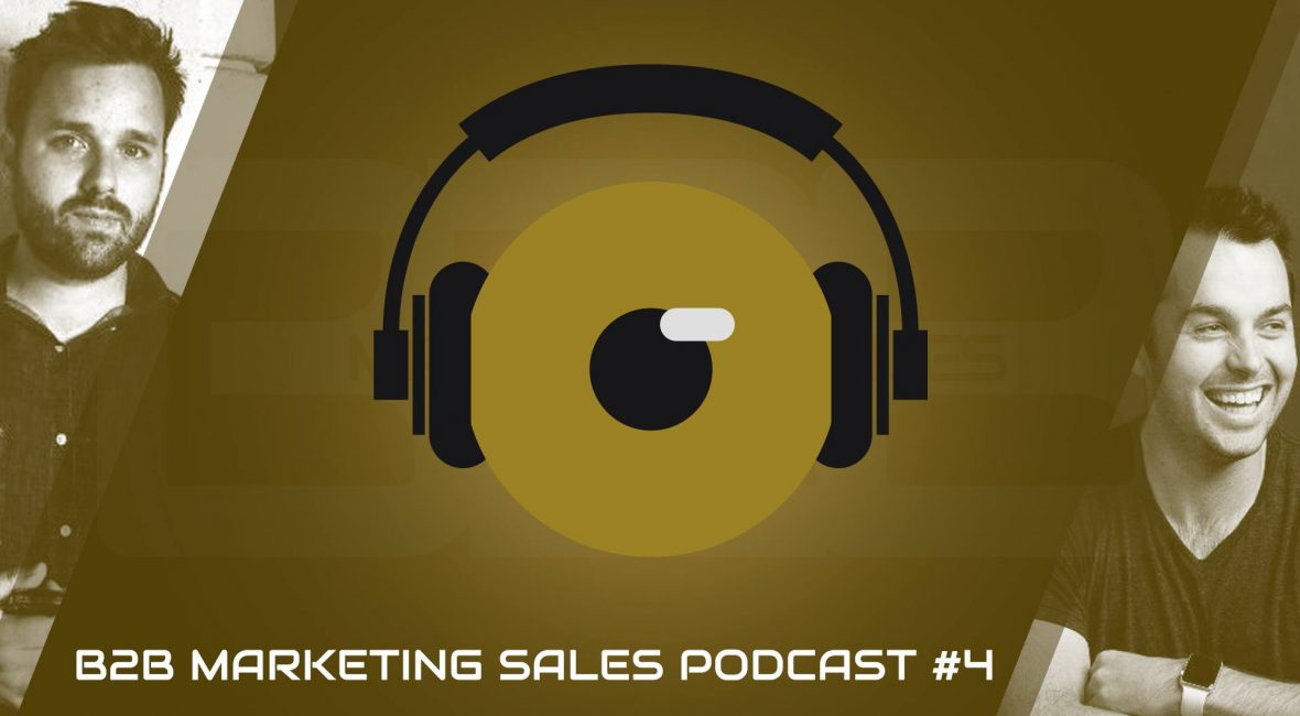 B2B Podcast 4 - B2B Video Marketing Overview with Chris Savage, CEO of Wistia