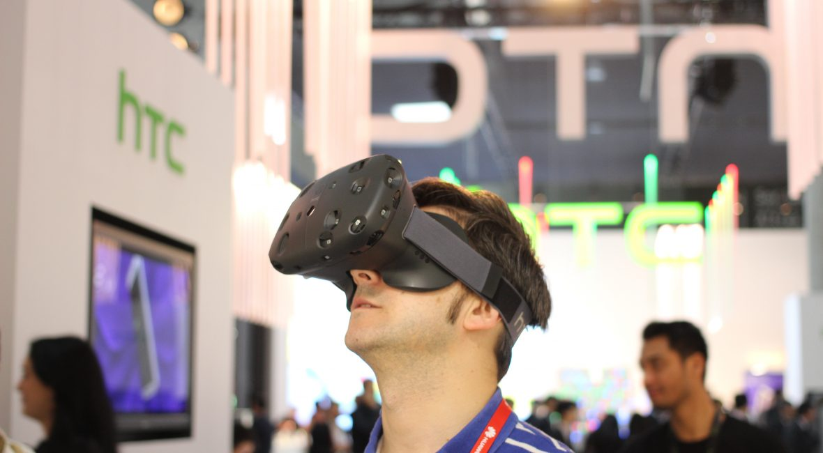 HTC Vive what potential for the B2B market